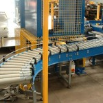Band Driven Roller Conveyor
