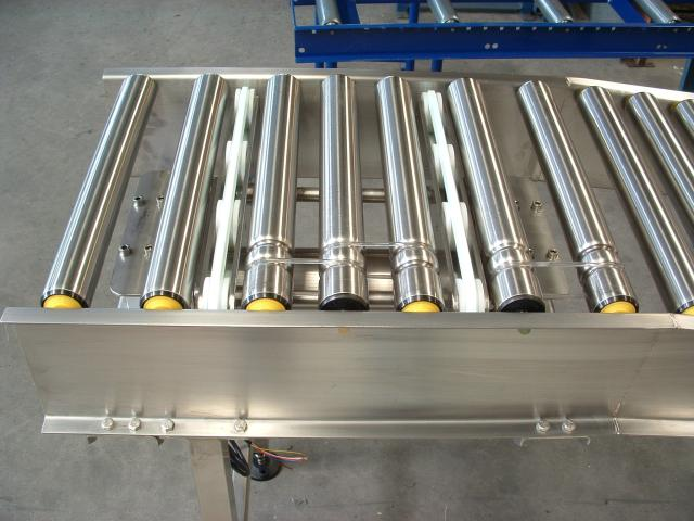 Powered Roller Conveyors Archives - Modular Conveyors Limited